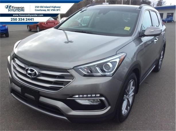 2017 Hyundai Santa Fe Sport 2.0T Ultimate  Multi-view front and rear cameras