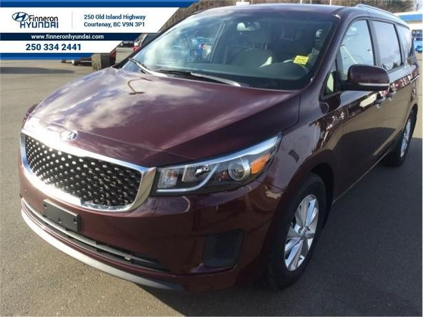 2018 Kia Sedona LX+  Leather, Rear View Camera