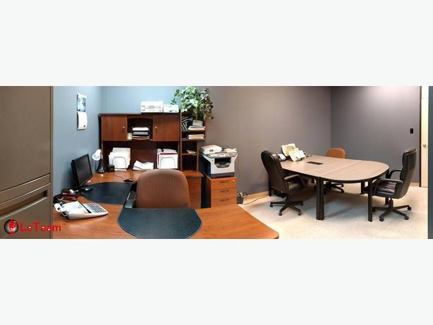 FURNISHED OFFICE SPACE AVAILABLE TO RENT NOW IN CALGARY - $475