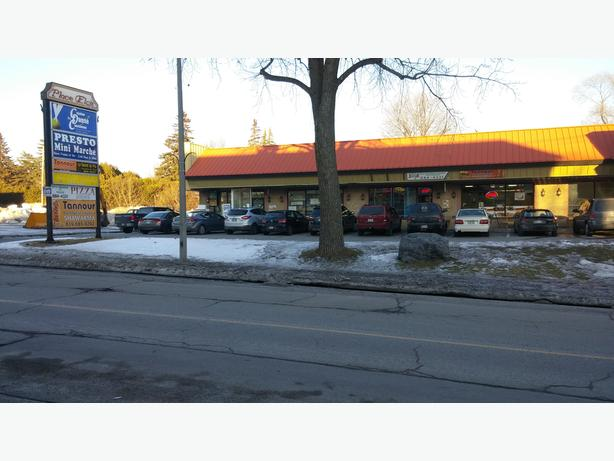 2000 to 5000 sq. ft. Commercial Downtown Aylmer QC