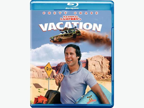 National Lampoon's Vacation (blu-ray)
