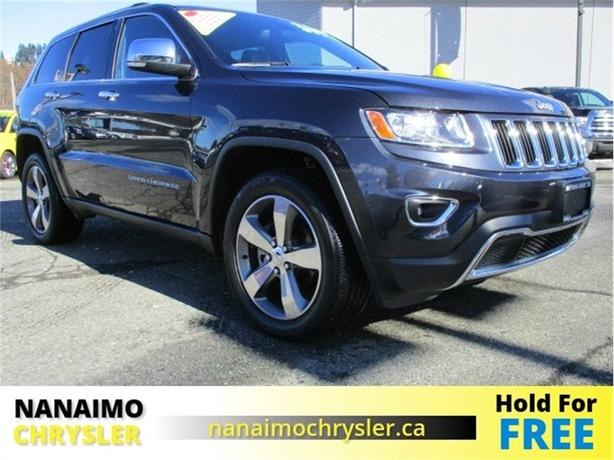 2016 Jeep Grand Cherokee Limited No Accidents Navigation