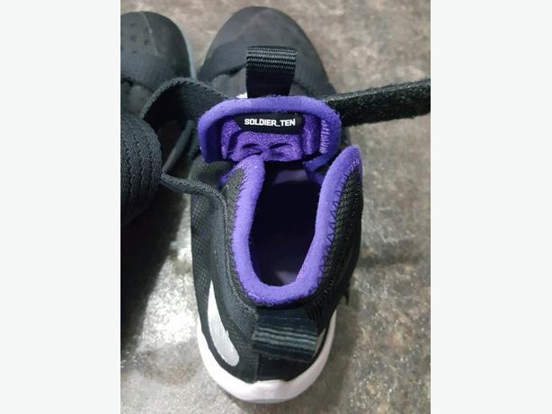 reputable site fdb7d 272bd Lebron James Soldier Ten shoes West Regina, Regina