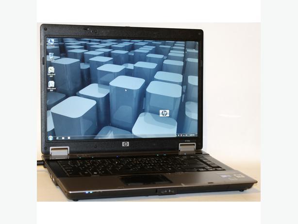 """HP 6730b Laptop Core2 Duo 2.4GHz DVDRW WiFi 4GB RAM 60GB HDD 15.4"""""""