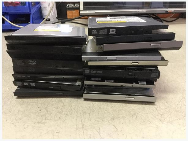Various Laptop DVDRW Drive