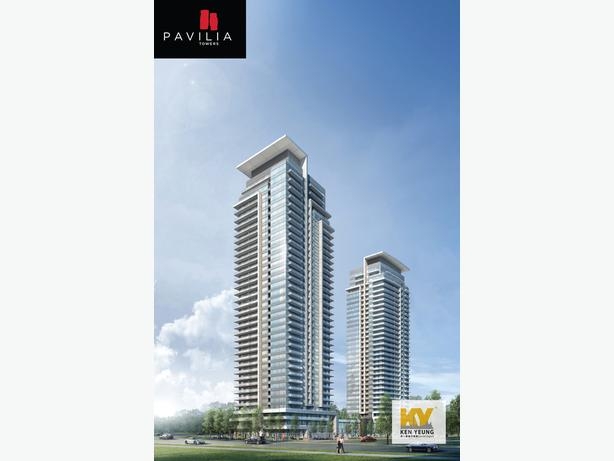 Platinum VIP Access Pavilia Towers starting in $400's