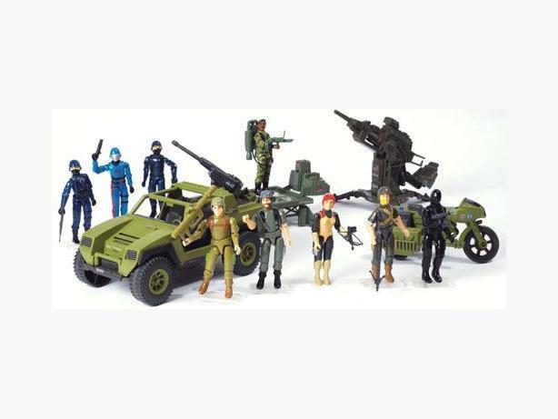 Wanted: G.I. Joe figures, parts, vehicles, boxes, etc.