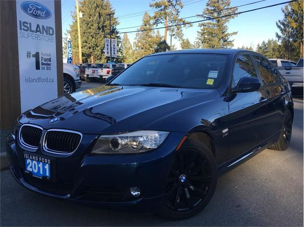 2011 BMW 3 Series Leather, Sunroof, AWD