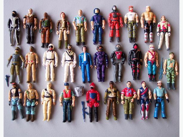 Wanted: G.I. Joe figures, vehicles, parts, boxes, etc.