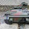Bradley M2 tank - 21st Century Toys - Used in excellent condition.