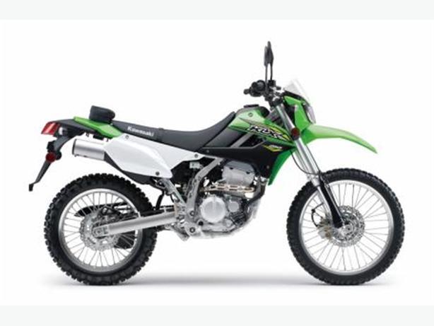 2018 Kawasaki KLX-250