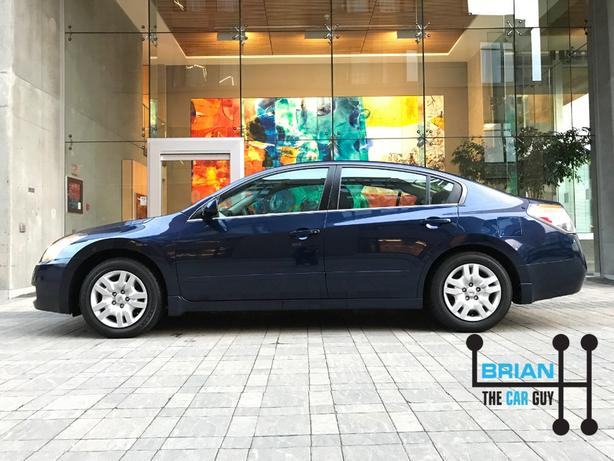 2009 Nissan Altima 2.5 S with only 120k