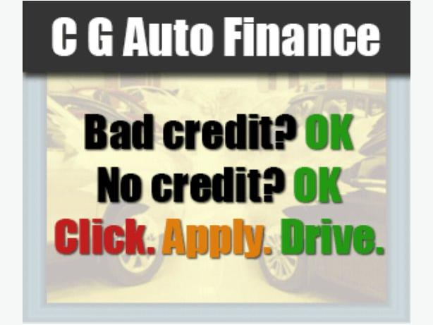 Bad Credit No Credit Auto Loans. C G Auto Finance