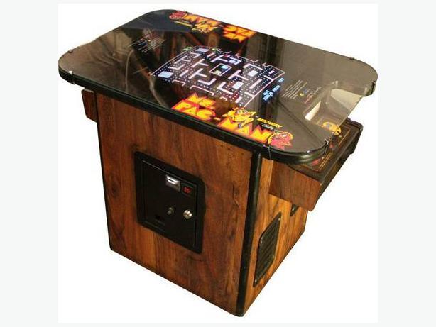 Classic Ms. Pac Man Arcade Game