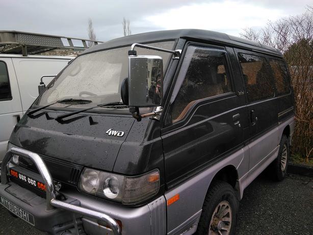 *Price Reduced* 92' Mitsubishi Delica 4x4