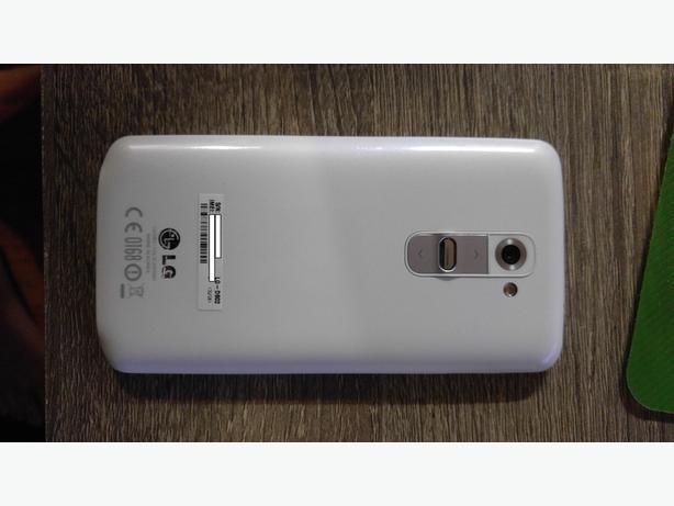 White LG G2 D802 32gb