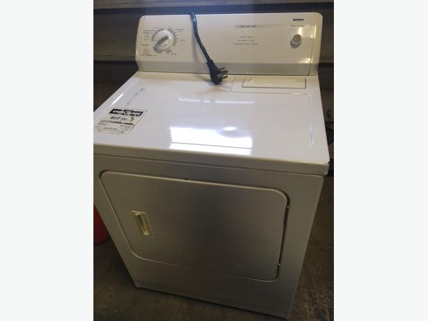 KENMORE ELECTRIC CLOTHES DRYER - like new