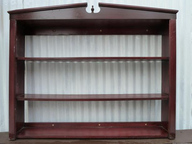 Cherry Shelving Unit