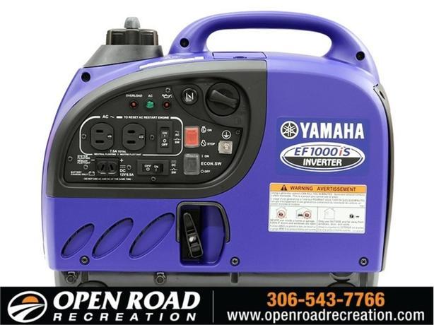 2016 Yamaha Power EF1000iS GENERATOR