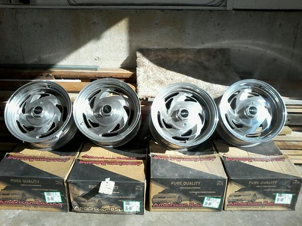 Stainless Steel Ultra Rims