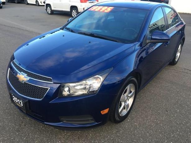 2013 Full Load Cruze Can Be Purchased for Under $200 a Month!!!