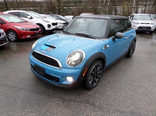 "2012 Mini Cooper S ""Bayswater Edition"" B.C. car, no Accidents, rare Automatic!"