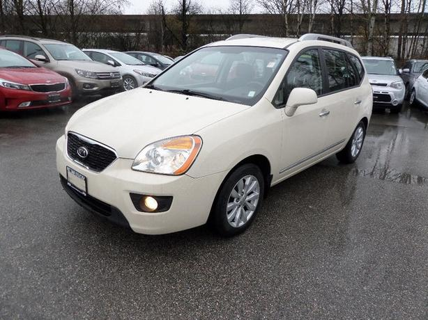 2012 7 passenger KIA Rondo, no accidents, B.C. car