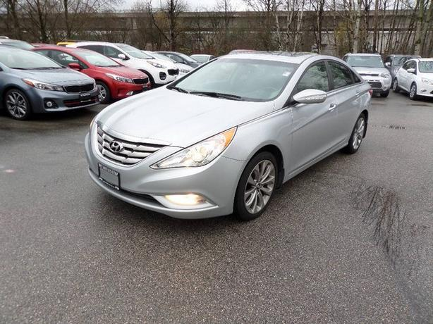 2012 Hyundai Sonato 2.0Turbo, limited edition, B.C. car,no accidents