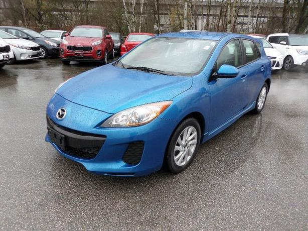 2012 MAzda3 Sport GS, Just in and Clean, No Accidents, B.C. Car!