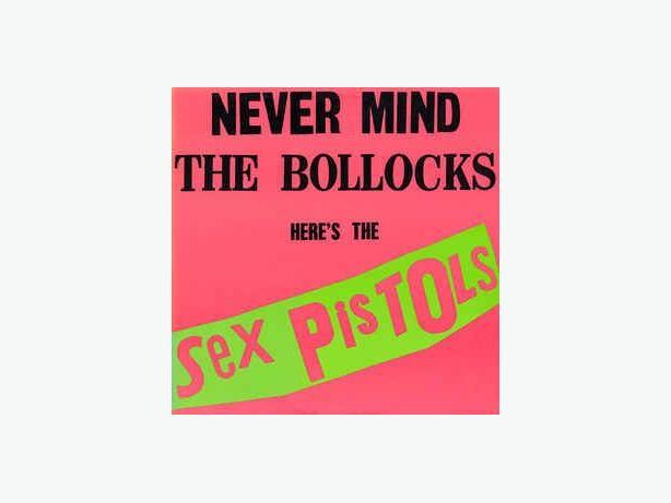 Sex Pistols - Never Mind the Bollocks LP