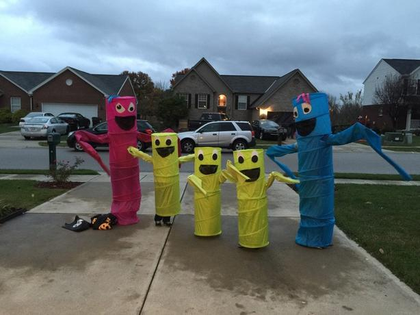 Air Dancer with fan Wacky inflatable tubeman & WANTED! Air Dancer with fan Wacky inflatable tubeman West Shore ...