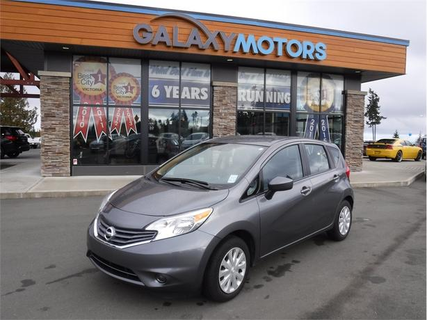 2016 Nissan Versa Note SV- BLUETOOTH, BACK UP CAM, HEATED MIRRORS