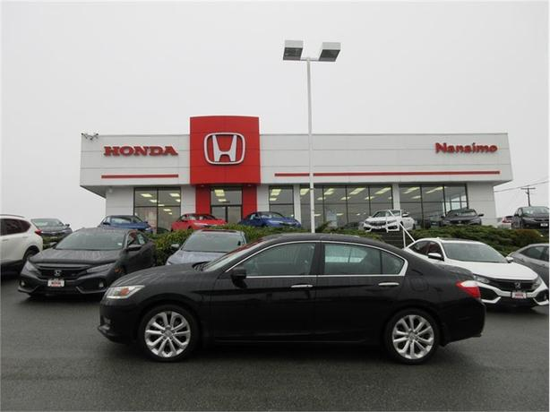 2013 Honda Accord Sedan 4dr V6 Auto Touring