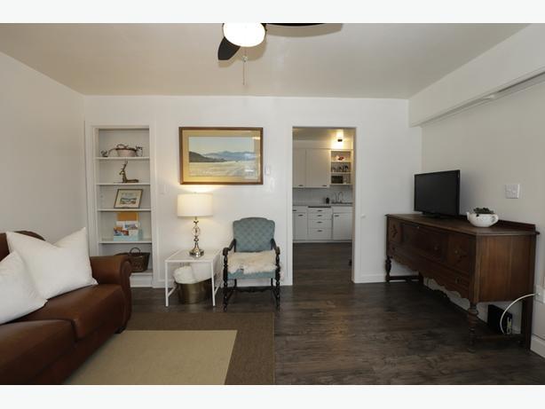 Furnished Three Bedroom Apartment. Short-term OK.