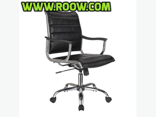 TygerClaw TYFC2003 Modern Professional Mid Back Office Chair