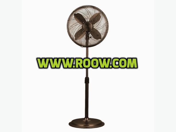 Ecohouzng 16 inch Pedestal Fan, (CT40070S)