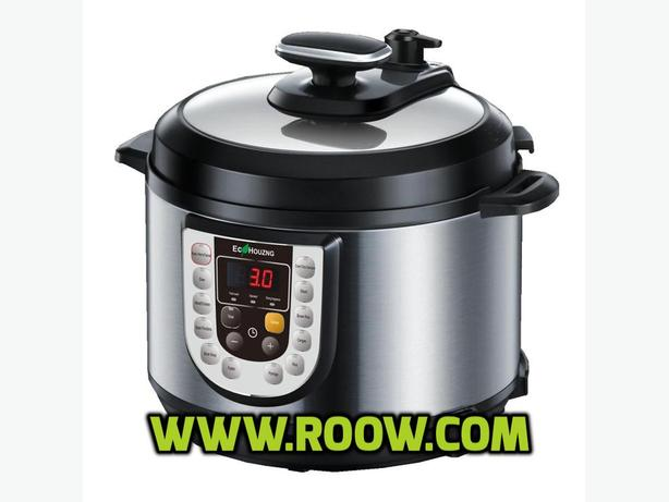 Ecohouzng Electric 6 Quart Pressure Cooker ECP5011