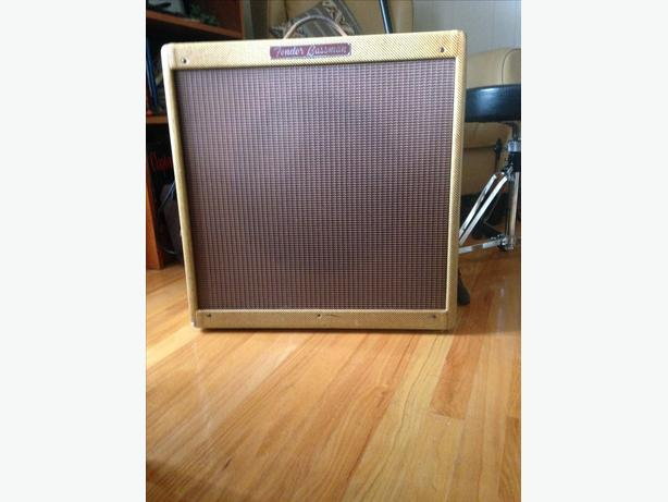 1956 Fender Bassman Amplifier