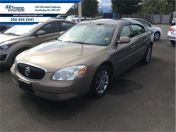 2007 Buick Lucerne CXL  Leather, Sunroof