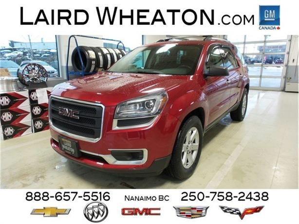 2013 GMC Acadia SLE AWD, Back-Up Camera