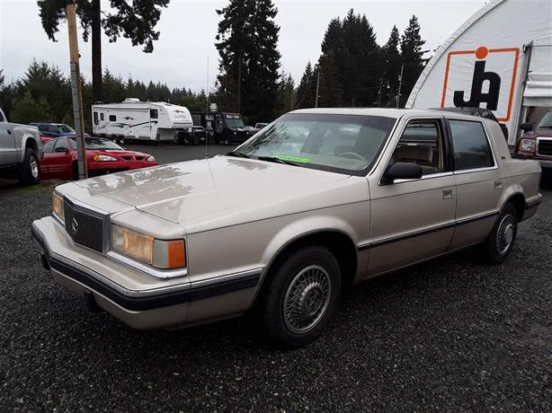 1990 Chrysler Dynasty