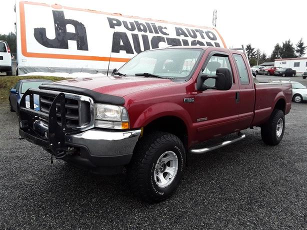 2003 Ford F350 Ext Cab