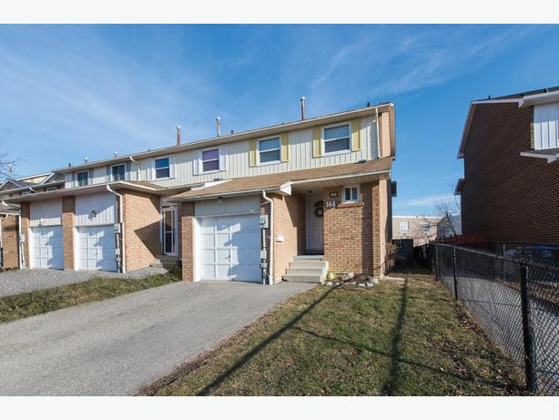 **SOLD** 144 Ashurst Cres Brampton EXCLUSIVE Real Estate Listing