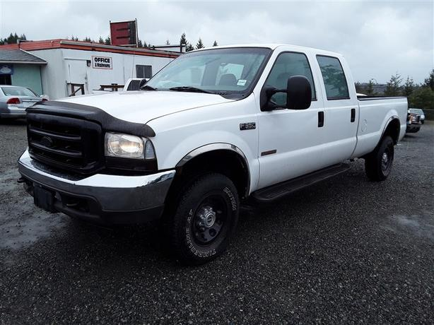 2004 Ford F350 XLT Heavy Duty