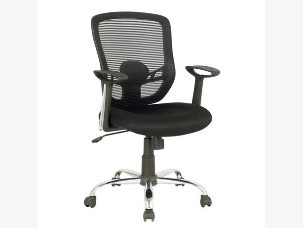TygerClaw TYFC2206 Air Grid Mid Back Office Chair