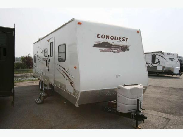 2012 Gulf Stream Conquest 269BHL Stock # 1792X