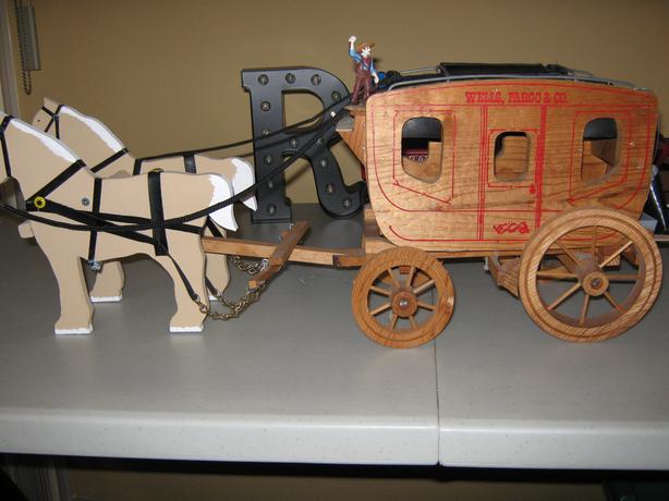 horse  & western wagons