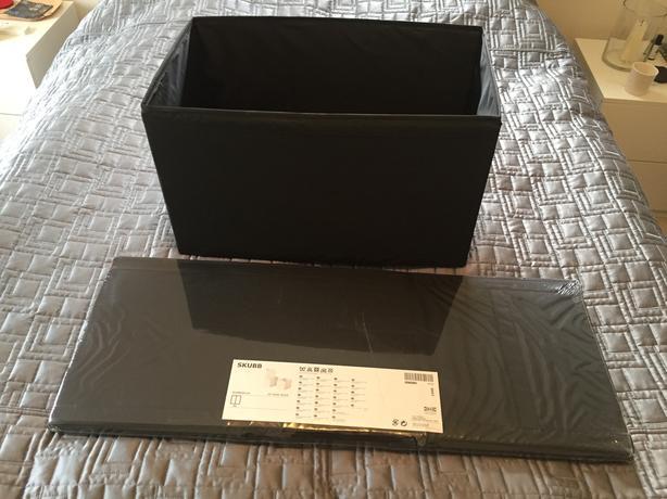 13 Ikea Storage Boxes