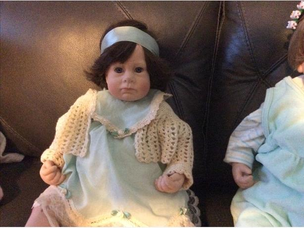 Collectible Vinyl dolls By Artist Julie Good Kruger