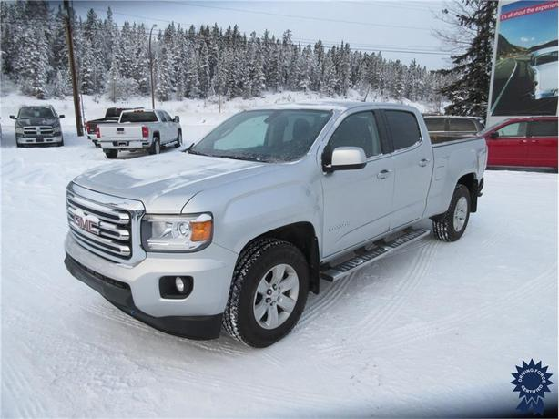 2015 GMC Canyon 4WD SLE